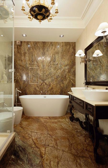 Фото № 19062 ванная  Квартира