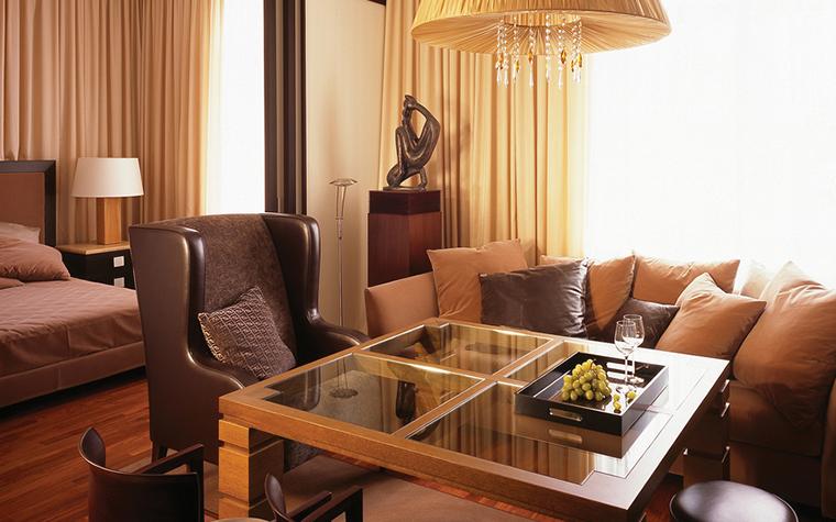 Квартира. гостиная из проекта , фото №19251
