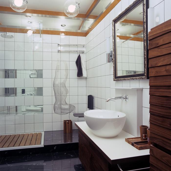 интерьер ванной - фото № 19254