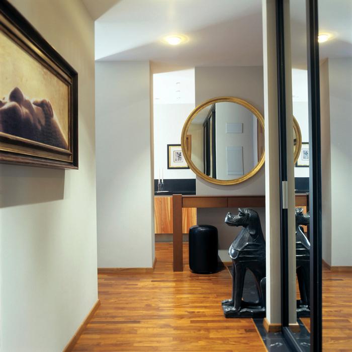Квартира. холл из проекта , фото №19255