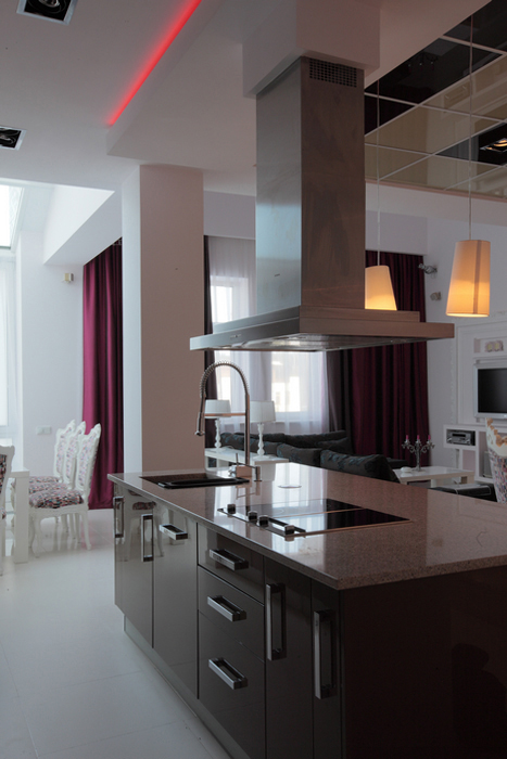 Фото № 19312 кухня  Квартира