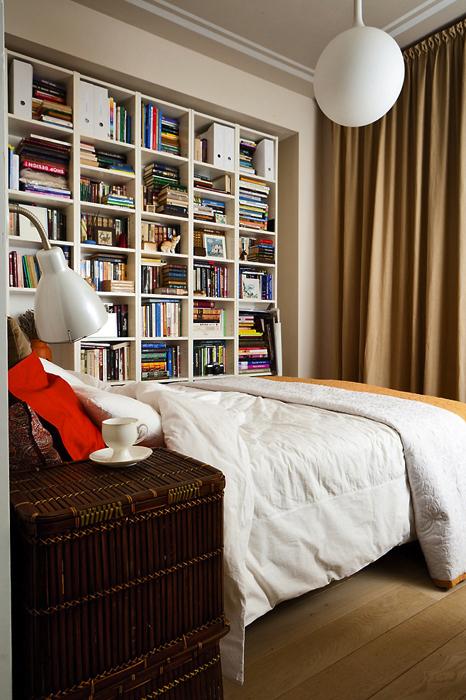 Фото № 19563 спальня  Квартира