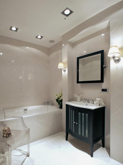 интерьер ванной - фото № 19651