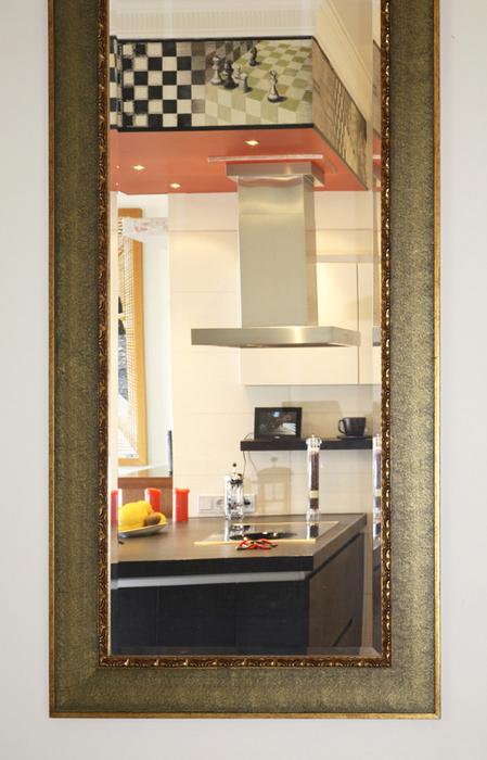 Квартира. кухня из проекта , фото №19670