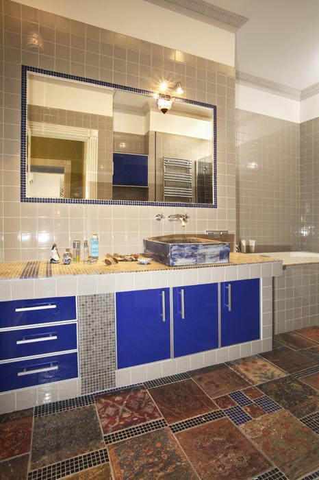 Квартира. ванная из проекта , фото №19671