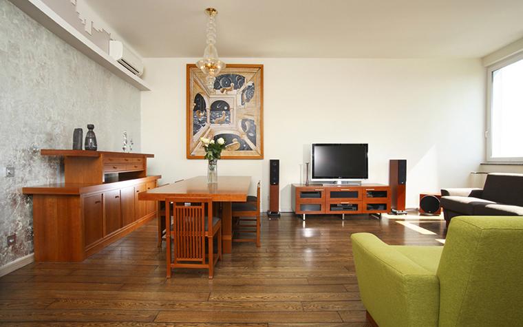 Квартира. гостиная из проекта , фото №19656