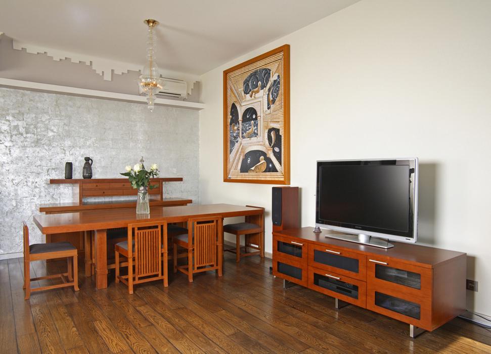 Квартира. гостиная из проекта , фото №19657