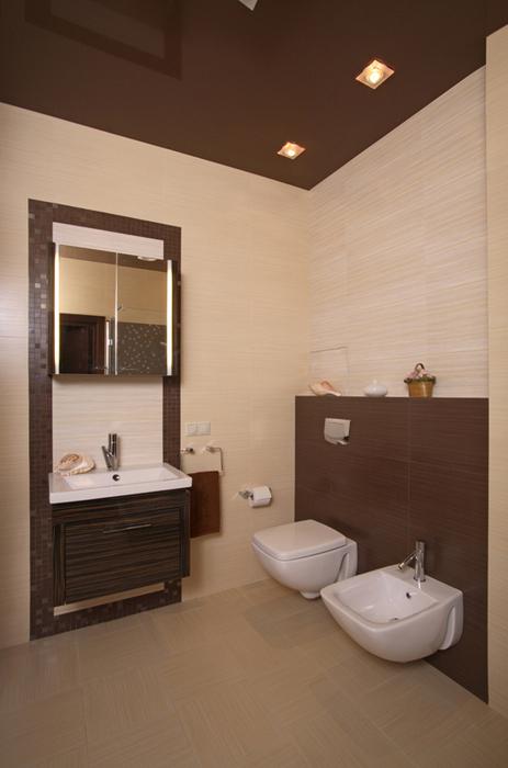 Квартира. ванная из проекта , фото №19689