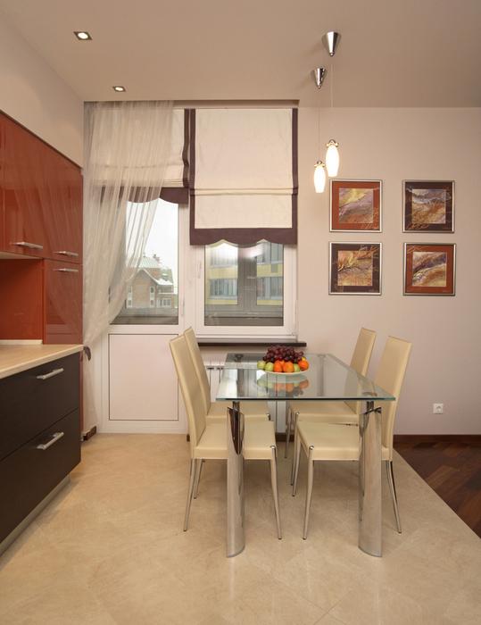 Квартира. кухня из проекта , фото №19683