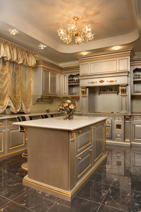 Квартира. кухня из проекта , фото №19782