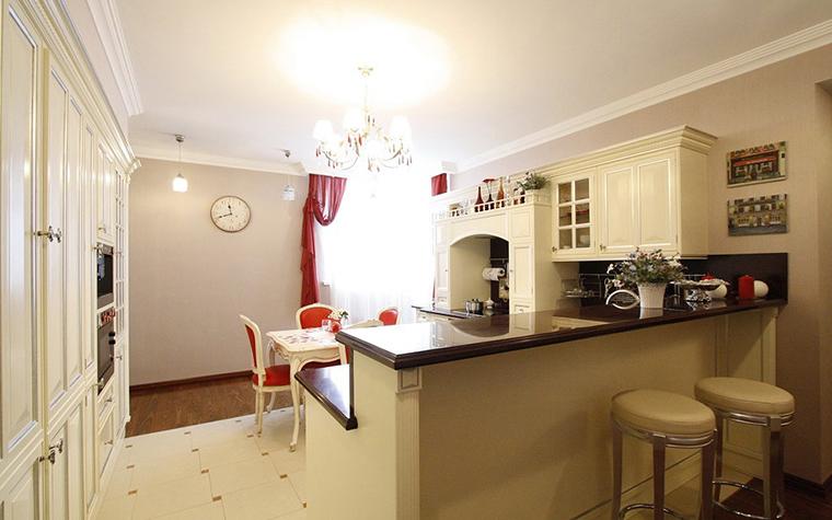 Квартира. кухня из проекта , фото №19839