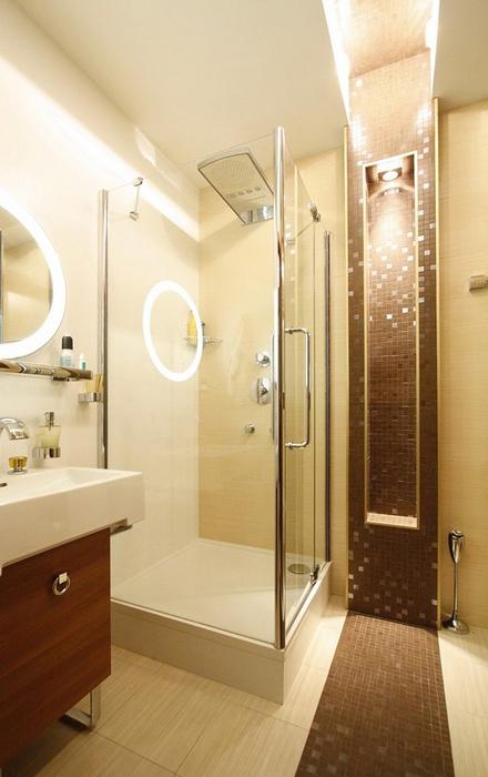 интерьер ванной - фото № 19846