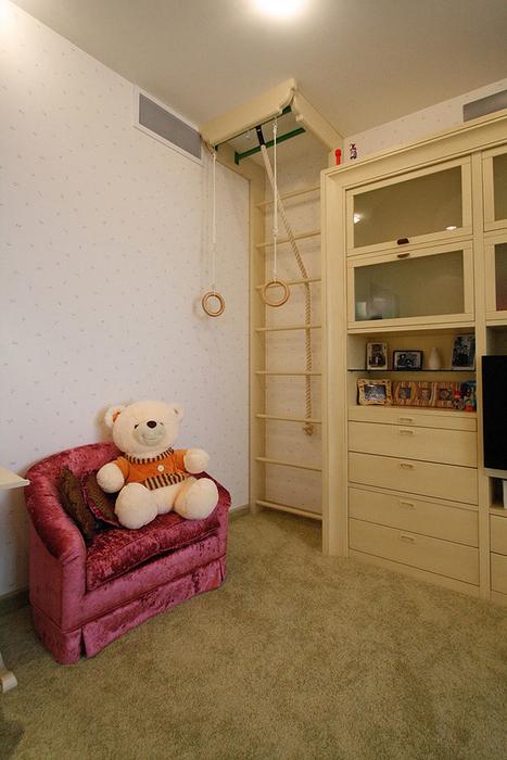 Квартира. детская из проекта , фото №19844