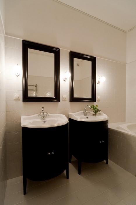 Квартира. ванная из проекта , фото №19974