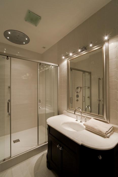 Квартира. ванная из проекта , фото №19972