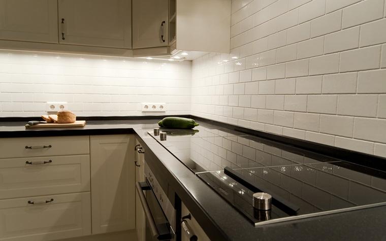 Квартира. кухня из проекта , фото №19958