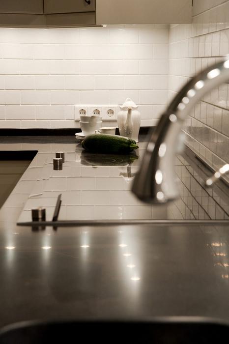 Квартира. кухня из проекта , фото №19959