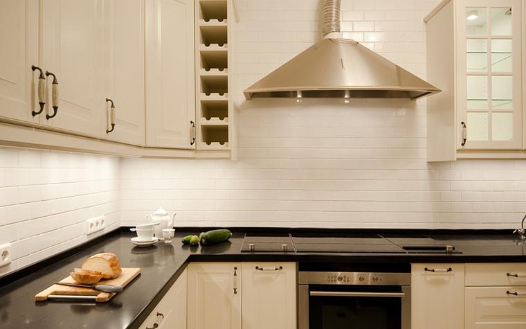 Квартира. кухня из проекта , фото №19960