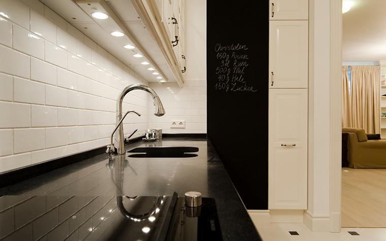 Квартира. кухня из проекта , фото №19961