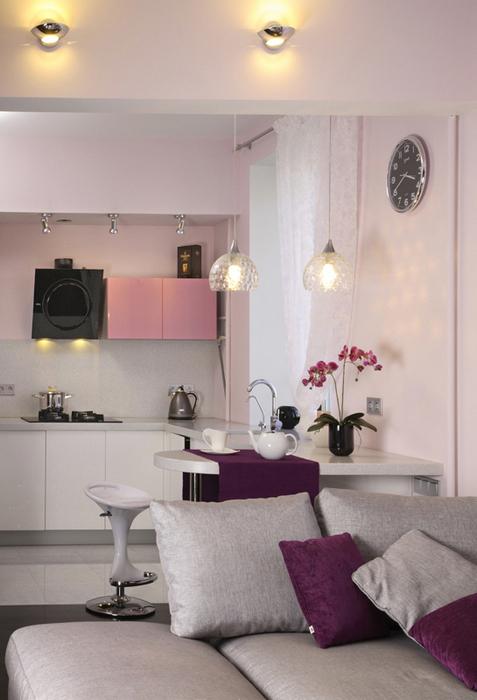 Фото № 20057 кухня  Квартира