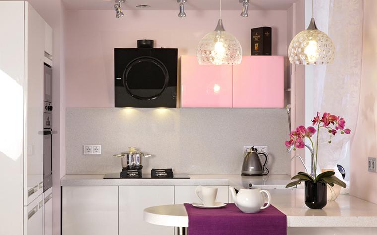 Фото № 20058 кухня  Квартира