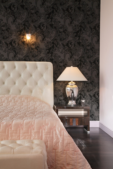 Квартира. спальня из проекта , фото №20053