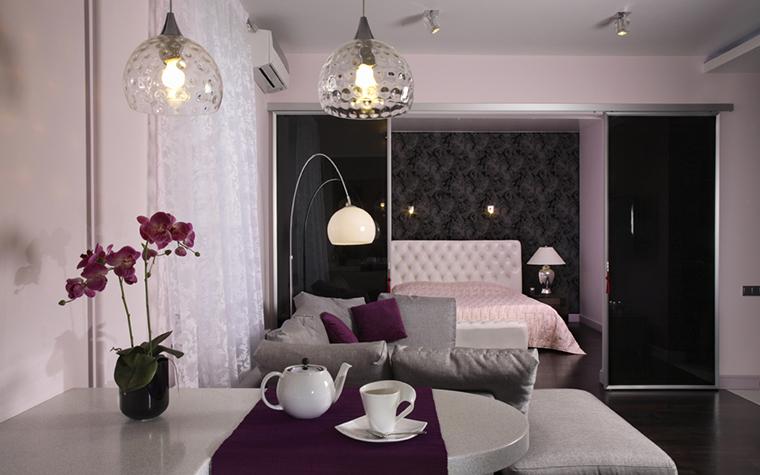Фото № 20046 гостиная  Квартира