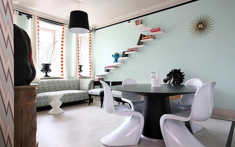 Квартира. гостиная из проекта , фото №20185