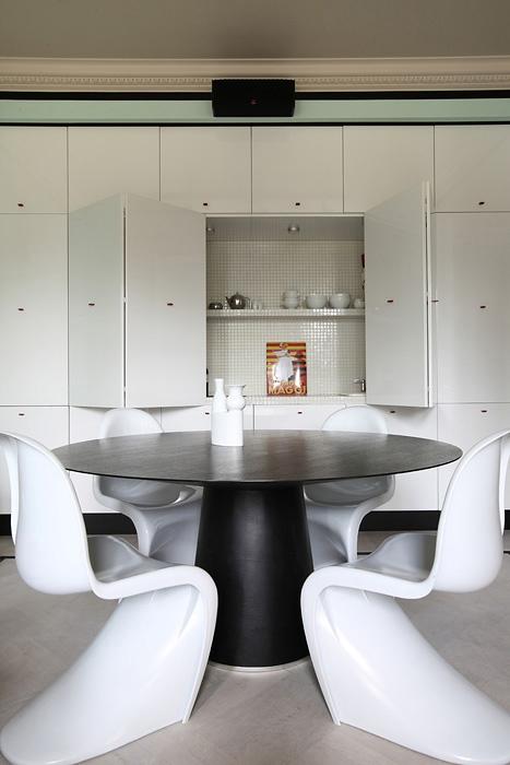 Квартира. кухня из проекта , фото №20194