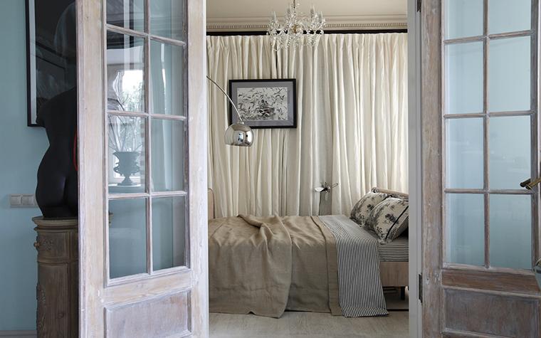 Квартира. спальня из проекта , фото №20195
