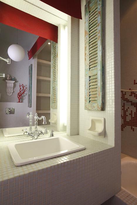 Квартира. ванная из проекта , фото №20201