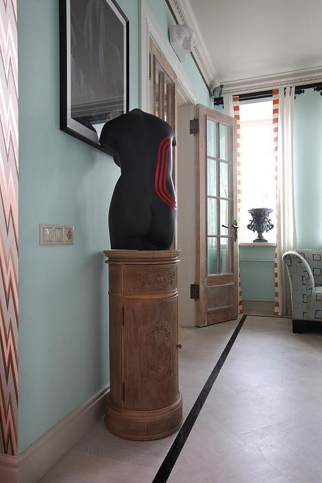 Квартира. гостиная из проекта , фото №20186