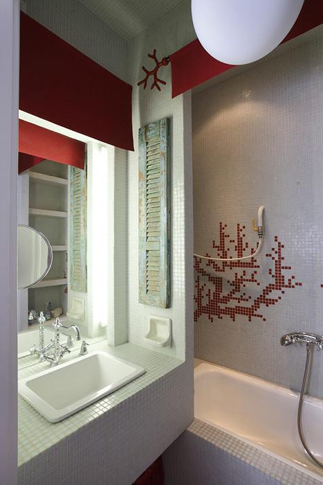 Квартира. ванная из проекта , фото №20203