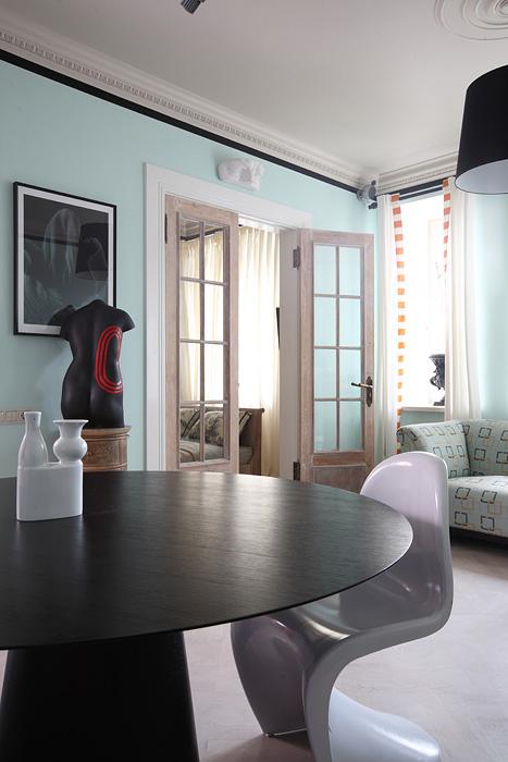 Квартира. гостиная из проекта , фото №20187