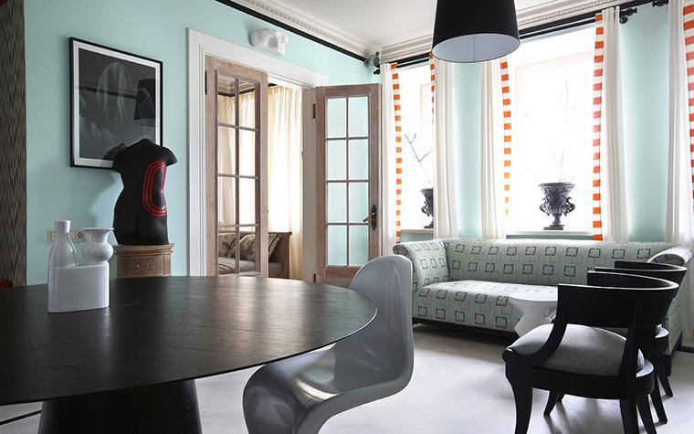 Квартира. гостиная из проекта , фото №20188