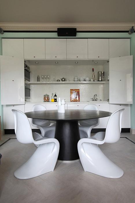 Квартира. кухня из проекта , фото №20193