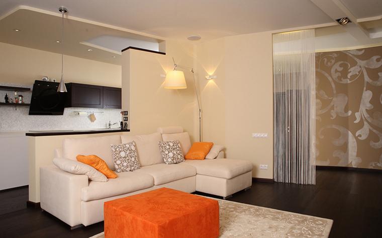 Фото № 20281 гостиная  Квартира