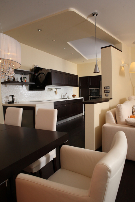 Фото № 20284 кухня  Квартира