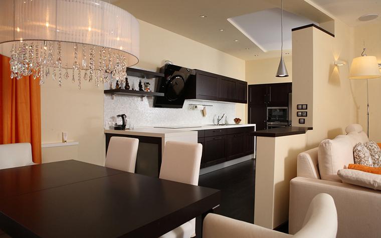 Фото № 20285 кухня  Квартира