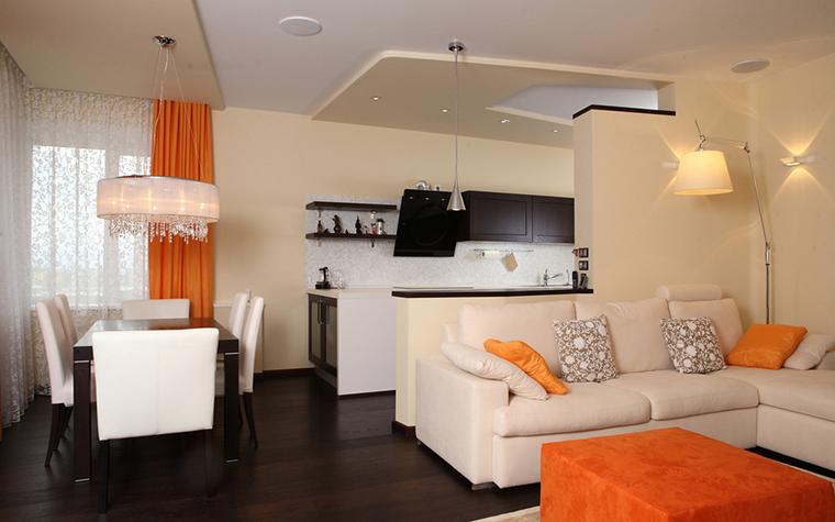 Фото № 20283 гостиная  Квартира