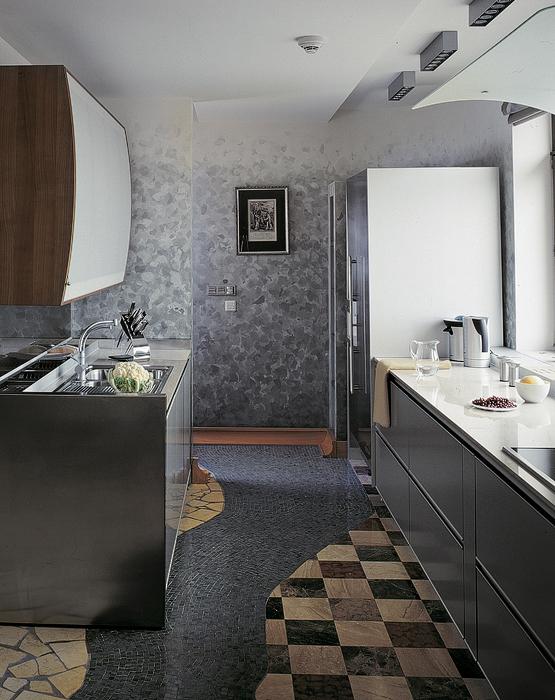 Квартира. кухня из проекта , фото №20331