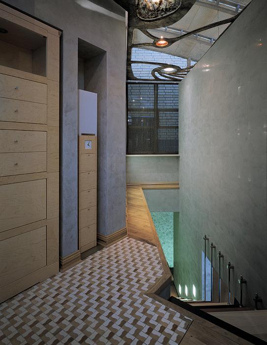 Квартира. холл из проекта , фото №20340