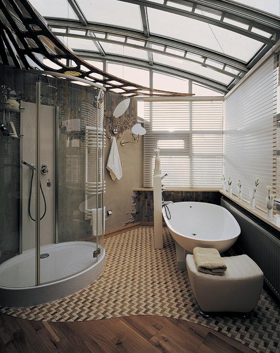 Квартира. ванная из проекта , фото №20336