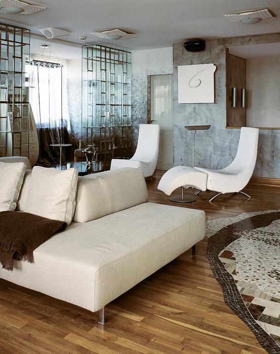 Квартира. гостиная из проекта , фото №20323