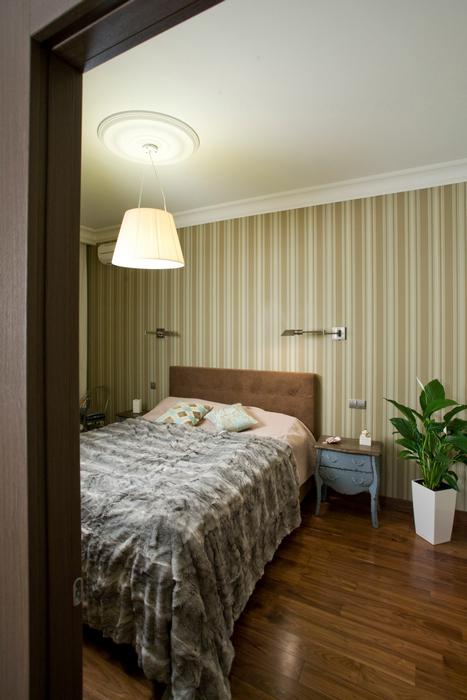 интерьер спальни - фото № 20353