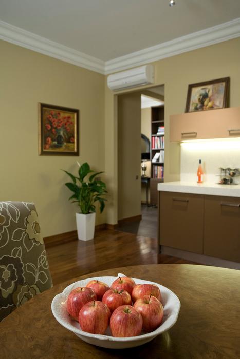 Квартира. кухня из проекта , фото №20350