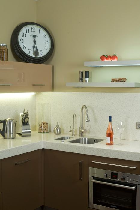 Квартира. кухня из проекта , фото №20351