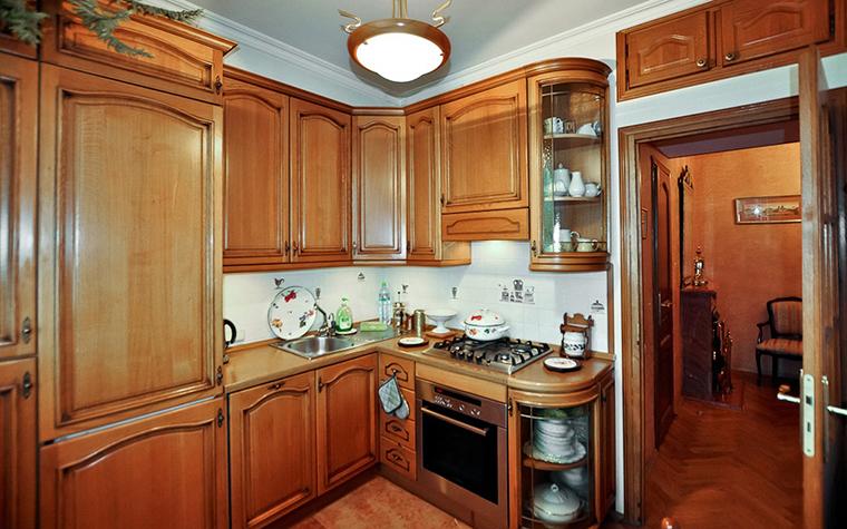 Фото № 20479 кухня  Квартира
