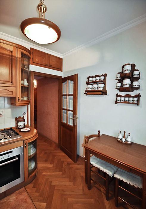 Фото № 20480 кухня  Квартира