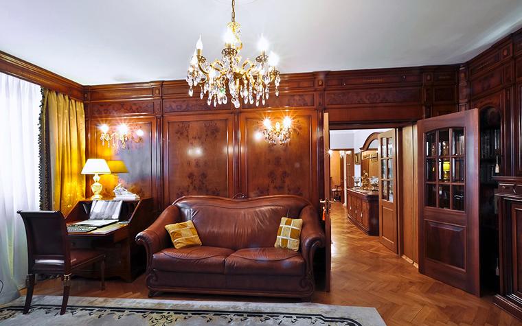 интерьер кабинета - фото № 20604